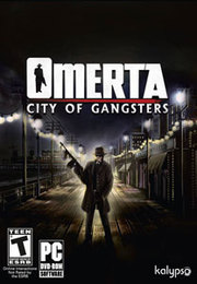 Omerta: City of Gangsters para PC