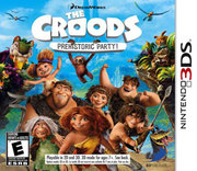 The Croods: Prehistoric Party! para 3DS
