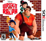 Wreck-It Ralph para 3DS