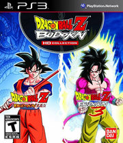 Dragon Ball Z Budokai HD Collection para PS3