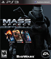 Mass Effect Trilogy para PS3
