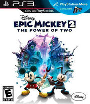 Disney Epic Mickey 2: The Power of Two para PS3
