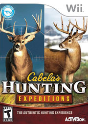 Cabela-s Hunting Expeditions para Wii