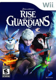 Rise of the Guardians para Wii