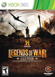 History Legends of War: Patton para XBOX 360