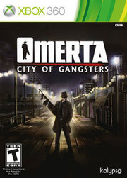 Omerta: City of Gangsters para XBOX 360