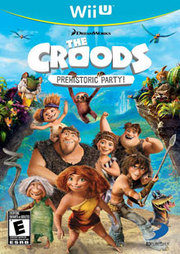 The Croods: Prehistoric Party! para Wii U