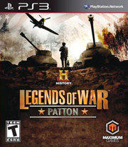 History Legends of War: Patton para PS3