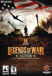 History Legends of War: Patton para PC