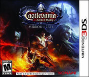 Castlevania: Lords of Shadow — Mirror of Fate para 3DS
