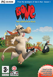 Bone: The Great Cow Race para PC