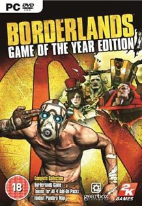 Borderlands: Game of the Year Edition para PC