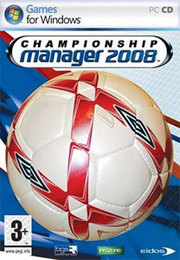 Championship Manager 2008 para PC