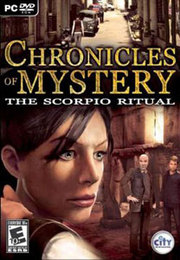 Chronicles of Mystery: The Scorpio Ritual para PC