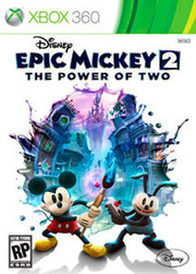 Disney Epic Mickey 2: The Power of Two para XBOX 360