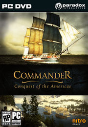 Commander: Conquest of the Americas para PC