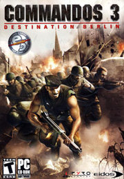Commandos 3: Destination Berlin para PC