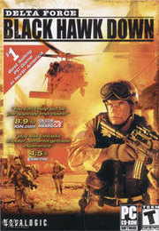 Delta Force: Black Hawk Down para PC