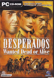 Desperados: Wanted Dead or Alive para PC