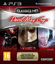 Devil May Cry HD Collection para PS3