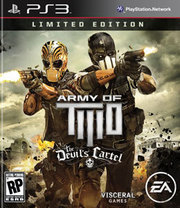 Army of Two: The Devil's Cartel para PS3