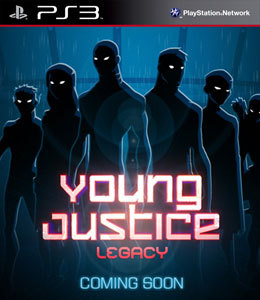 Young Justice: Legacy para PS3