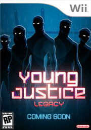 Young Justice: Legacy para Wii