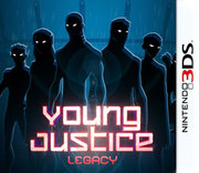 Young Justice: Legacy para 3DS