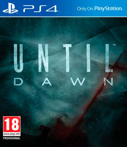 Until Dawn para PS4