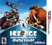 Ice Age: Continental Drift - Arctic Games para 3DS