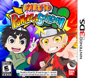 Naruto Powerful Shippuden para 3DS