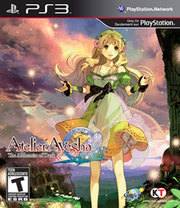 Atelier Ayesha: The Alchemist of Dusk para PS3