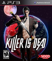 Killer Is Dead para PS3