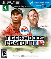 Tiger Woods PGA Tour 14 para PS3