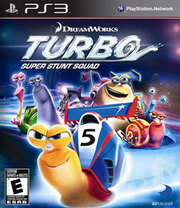 Turbo: Super Stunt Squad para PS3
