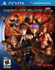 Dead or Alive 5 Plus para PS Vita