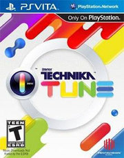 DJMAX Technika Tune para PS Vita