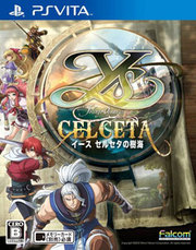 Ys: Memories of Celceta para PS Vita