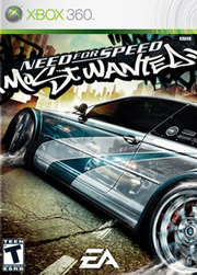 Need for Speed Most Wanted (2005) para XBOX 360