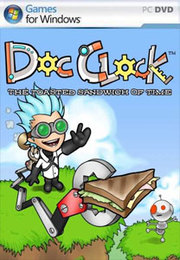 Doc Clock: The Toasted Sandwich of Time para PC