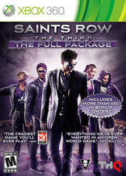 Saints Row The Third: The Full Package para XBOX 360