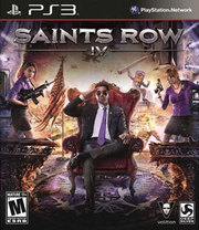 Saints Row IV para PS3