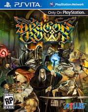 Dragon-s Crown para PS Vita