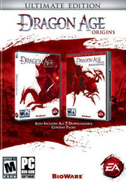 Dragon Age: Origins - Ultimate Edition para PC