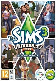 The Sims 3: Vida Universitária para PC