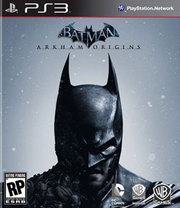 Batman: Arkham Origins para PS3