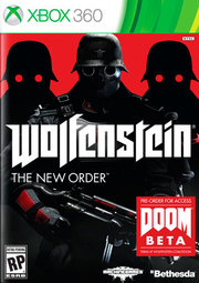 Wolfenstein: The New Order para XBOX 360