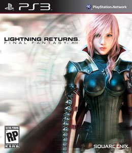 Lightning Returns: Final Fantasy XIII para PS3