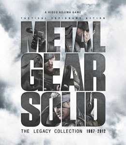 Metal Gear Solid: The Legacy Collection para PS3