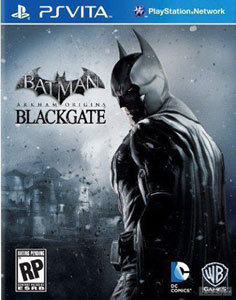 Batman: Arkham Origins Blackgate para PS Vita